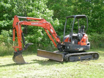 Kubota U35 Excavator